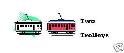 Two Trolleys