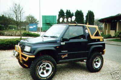 Suzuki Jimny Alternative