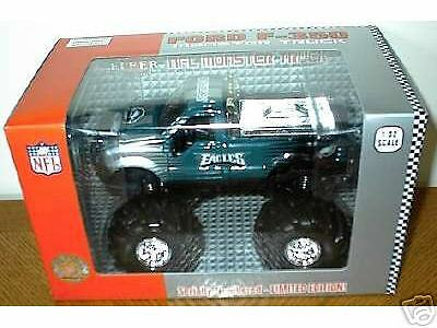 2003 EAGLES FORD F 350 MONSTER TRUCK 132 SCALE LTD