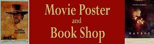 Movie Poster and Book Shop