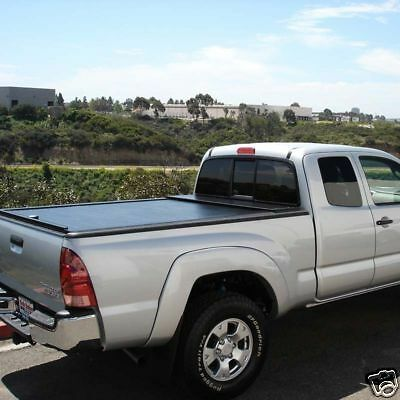 Truck Covers USA Toyota Tacoma Pickup Tonneau Bed Cover