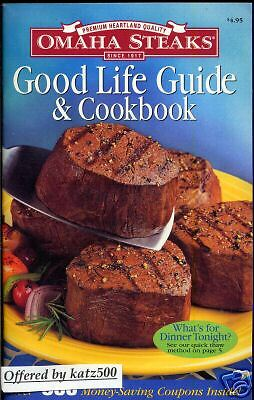 Omaha Steaks Good Life Guide   Cookbook   Sc   2004