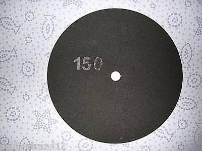 10x STARCKE Gitterleinen-Scheibe Schleifscheiben410 mmKorn Körnung 80