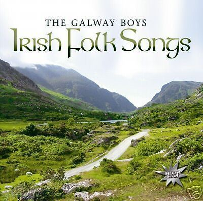THE GALWAY BOYS Irish Folk Songs (cd) Neu