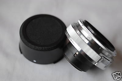 Rear Lens Cap Deep for Nikon S, Contax rangefinder Wide