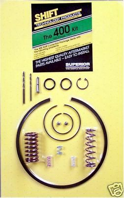 SUPERIOR TH400 400 TRANSMISSION VALVE BODY KIT ALL YEARS 1965 UP