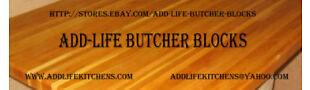 Add-Life Butcher Blocks